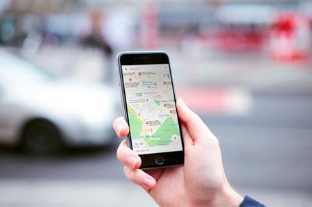 Google Maps Mobile